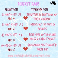 perfect pairs graphic