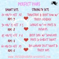 perfect pairs graphic