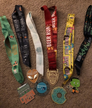 Medals 2019